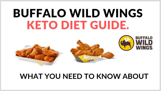Buffalo Wild Wings Keto Guide