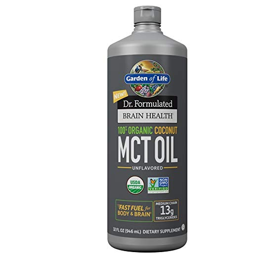 Garden of Life MCT Oil