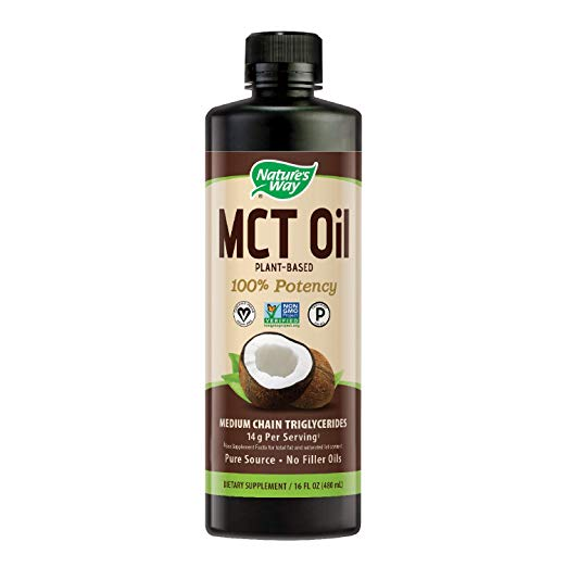Nature's Way MCT Oil