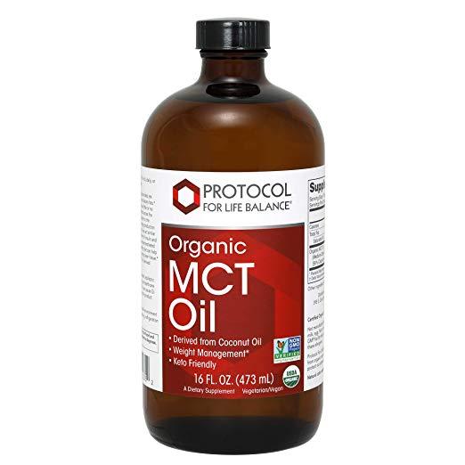 Protocol For Life Balance - Organic MCT Oil