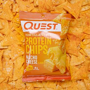 image of quest tortilla chips and its review
