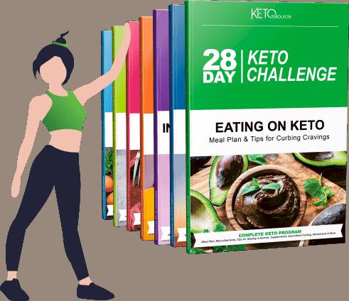 28 Day Keto Challenge pdf