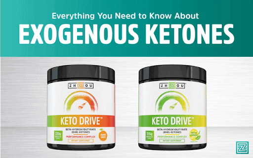 How to boost ketone levels through Exogenous Ketones