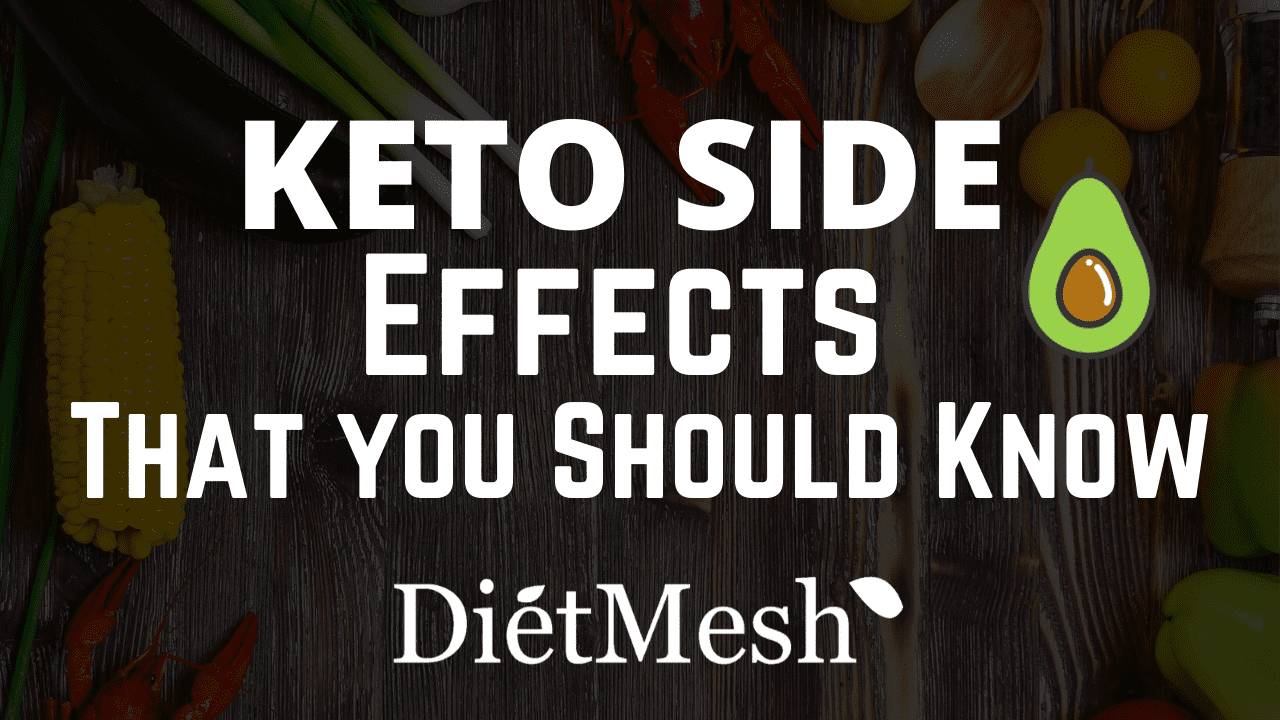 side effects of ketogenic diet